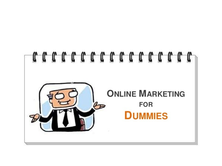 Online Marketing for Dummies