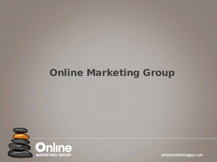 OnlineMarketingGrp - Real Estate Online Marketing Specialist - top trends in real estate marketing 2011