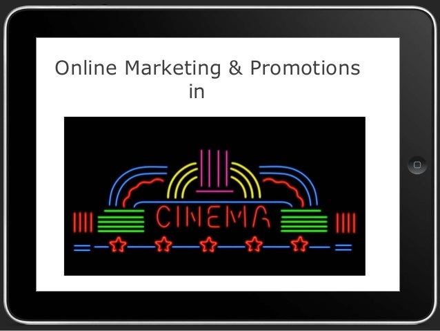 Online Marketing & Promotions in