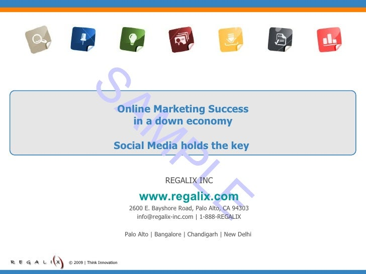 Online Marketing Success in a down economy