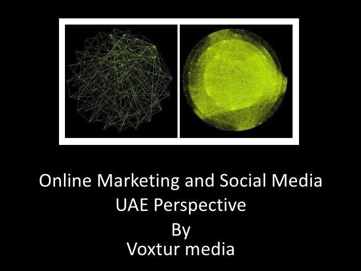Social Media - UAE