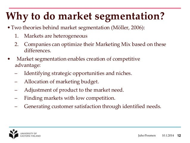why segmentation Still, segmentation is not a new concept in fact, it has been much talked about and popular across all sections of enterprise infrastructure branch offices have typically utilized vlans however, the problem has always been that segmentation existed at end-points of the network, and the isolation capabilities are lost in the wan.
