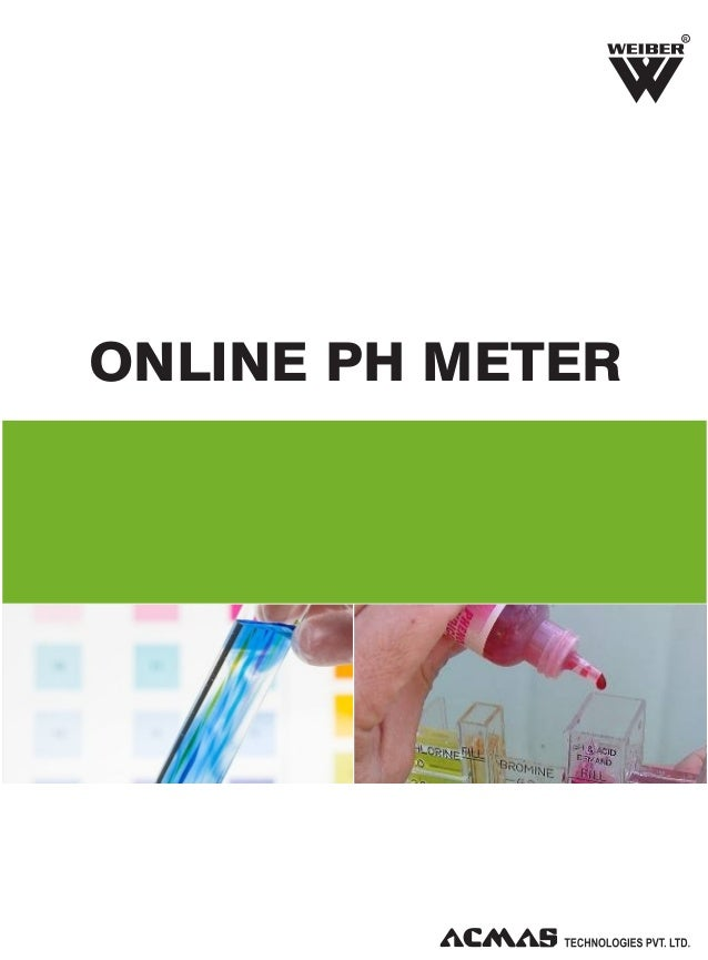 Online pH Meter by ACMAS Technologies Pvt Ltd.