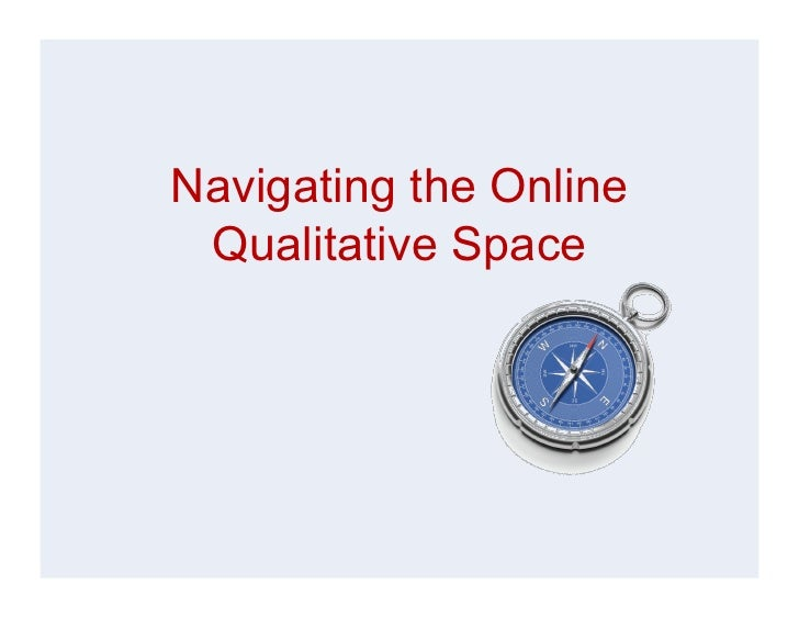 Navigating the Online Qualitative Landscape by iModerate