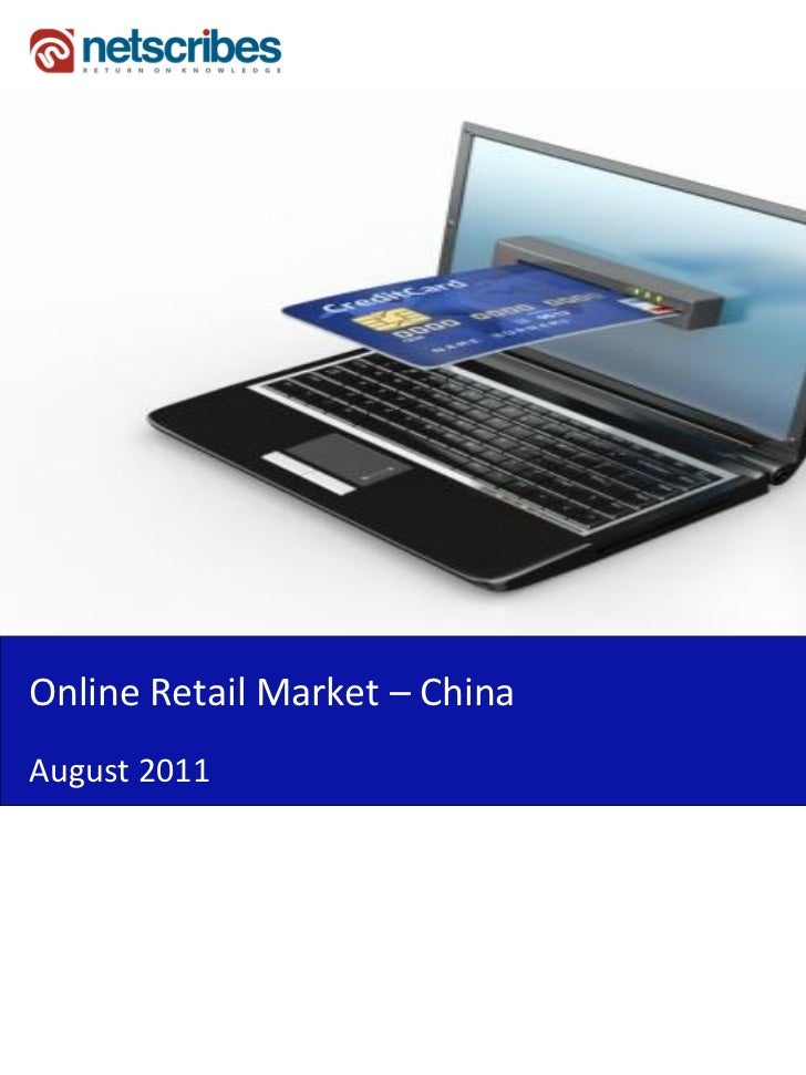online retail market in china