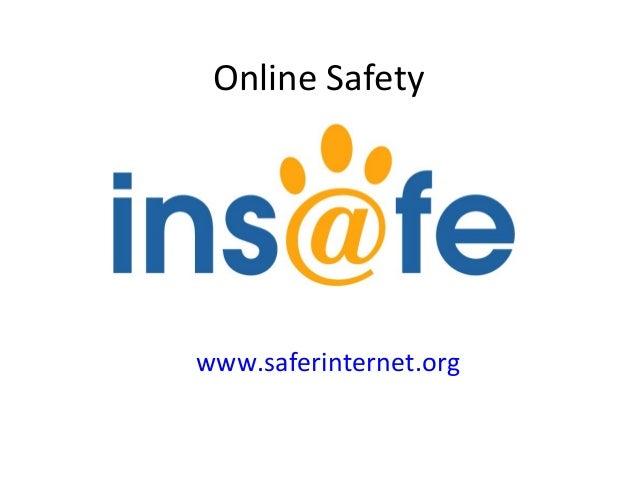 Online Safety www.saferinternet.org