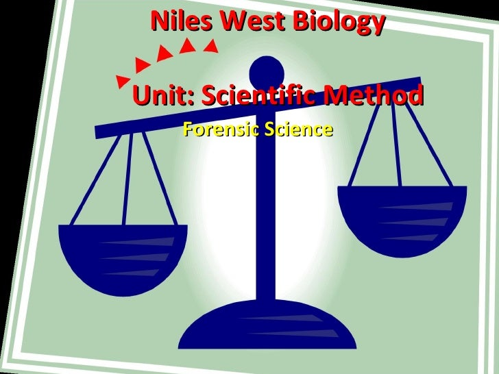 Online Scientific Method Forensics 2009