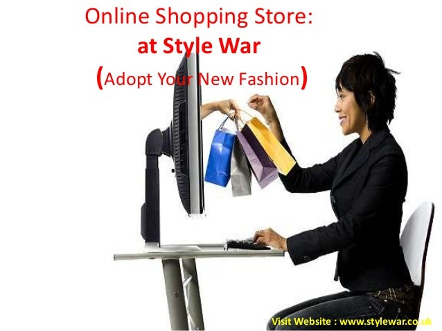 Online Shopping Store:at Style War(Adopt Your New Fashion)Visit Website : www.stylewar.co.uk