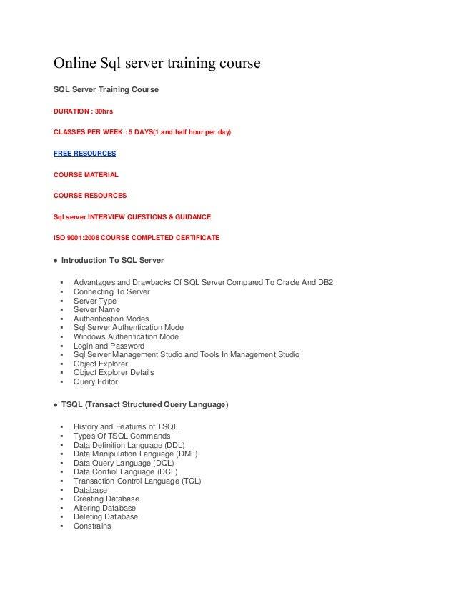 Sivasoft-Online-Sql-server-Training-Course-in-ameerpet-hyderabad-india