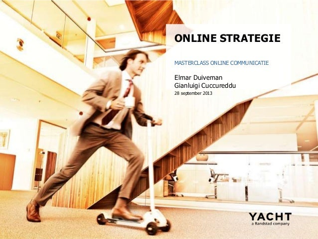 Online strategy masterclass
