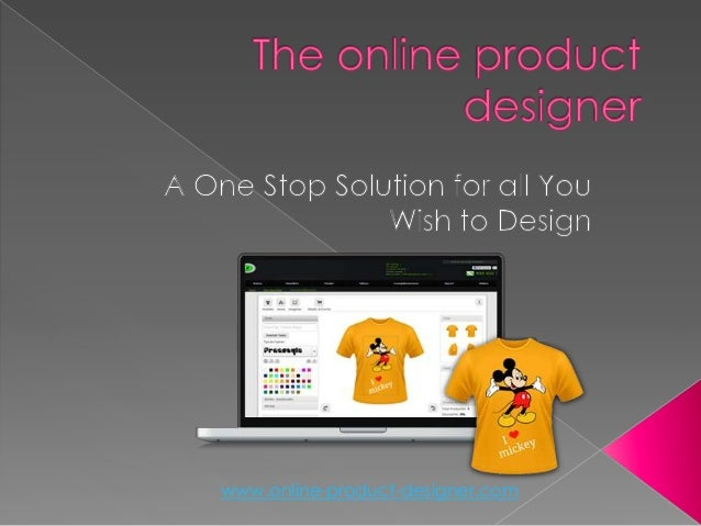 Custom T-Shirt Design Tool: Get Exclusive Sense of Creativity at Online-Product-Designer.