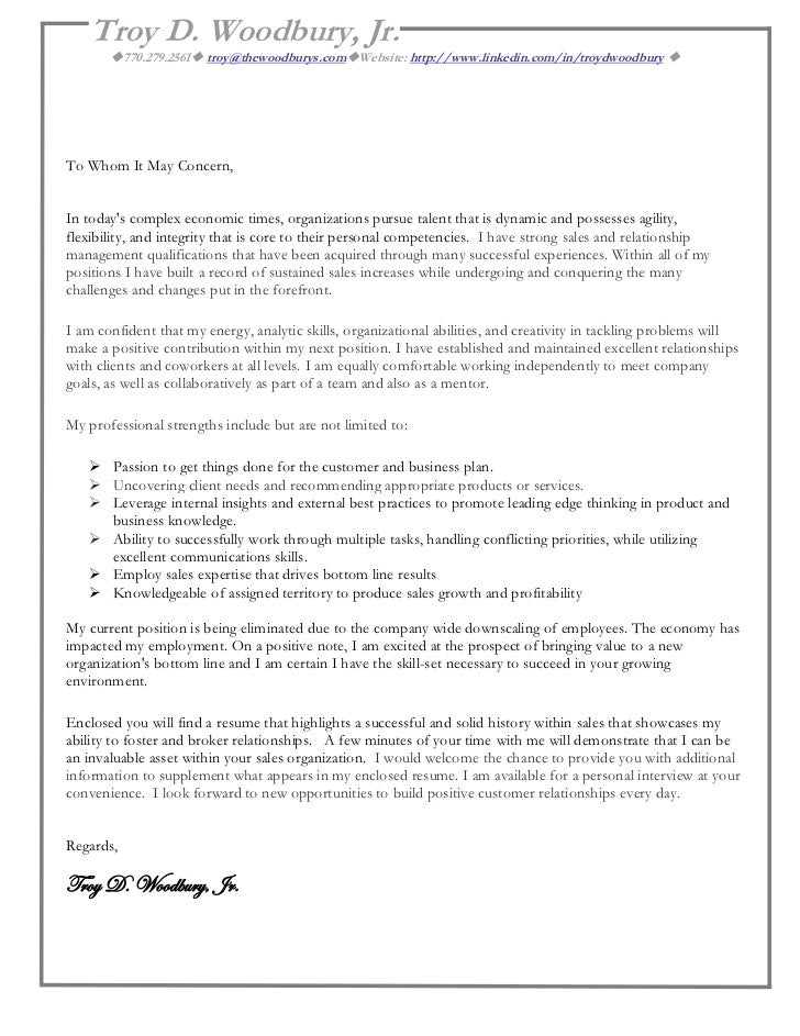 Covering Letter Of Resume For Job Resume Genius  Strength In Resume