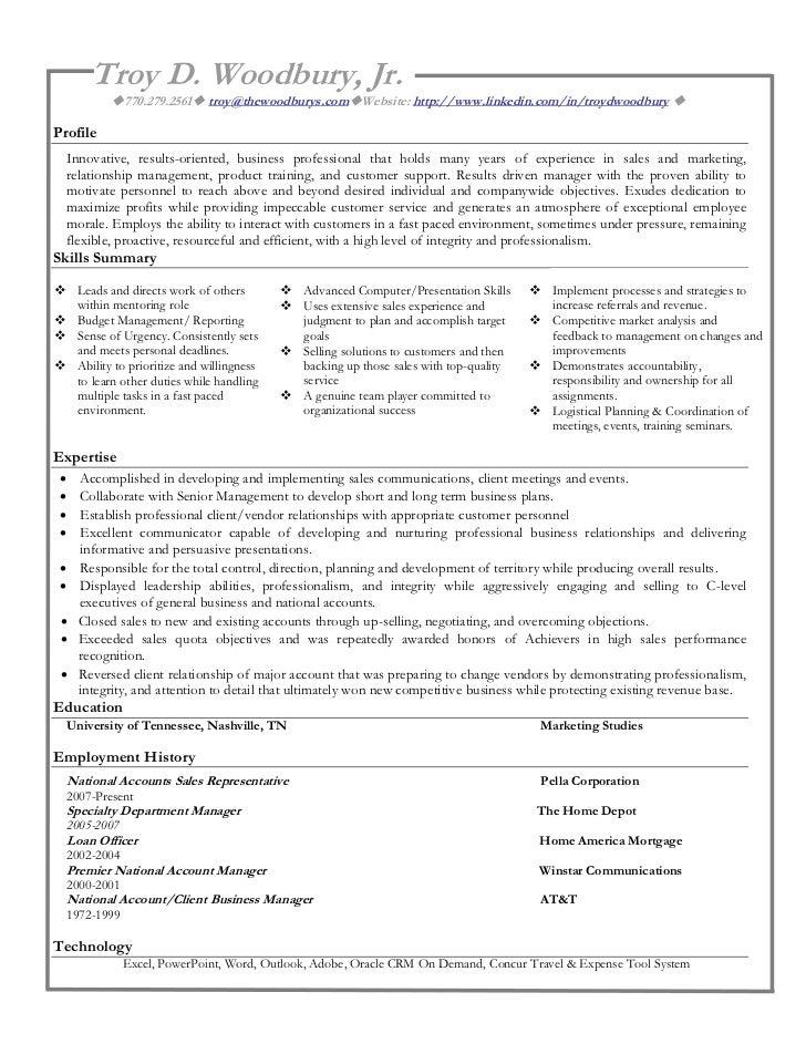 Vendor relationship manager cover letter