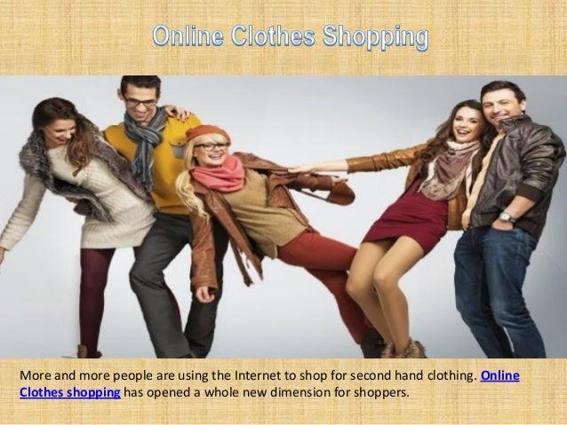 Thrift clothes online