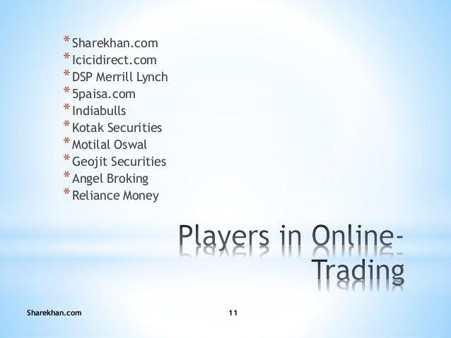Options trading geojit
