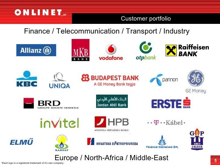 Telecommunication company logos