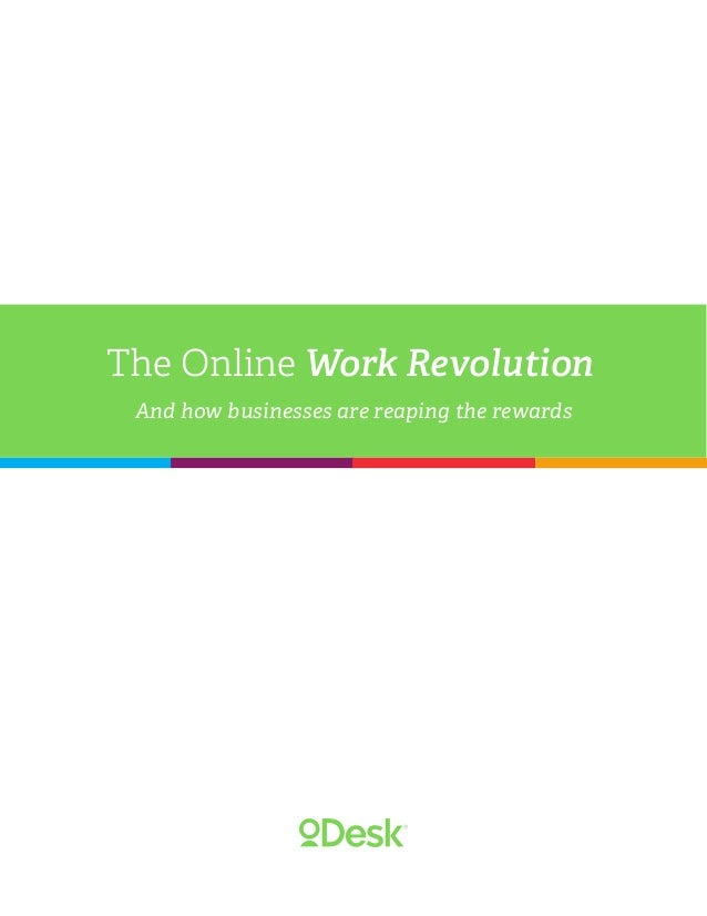 The Online Work Revolution: How Businesses Are Reaping the Rewards