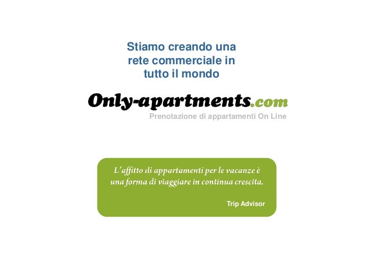 Only apartments ita (comerciales)