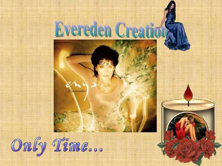 Evereden Creation Only Time...
