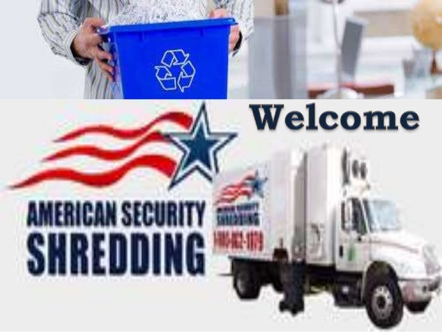 Onsite Shredding Services In today's world of Internet technology, it is quite easy to find out a professional and reliabl...