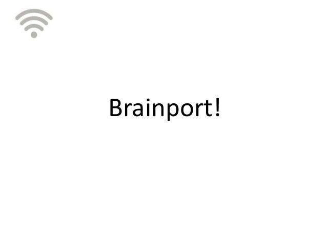 Brainport!