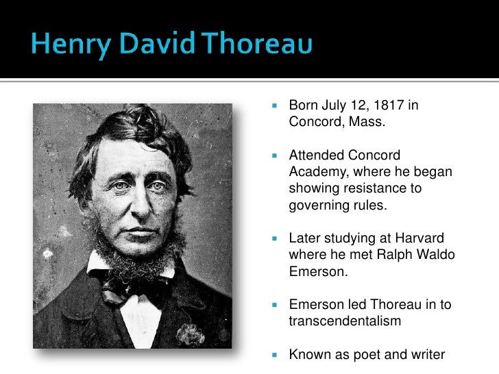 Henry David Thoreau Government Quotes & Sayings