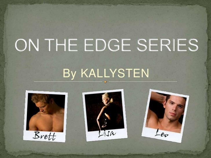 Book Teaser: On The Edge