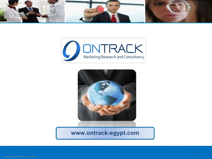 OnTrack Company Credentials.