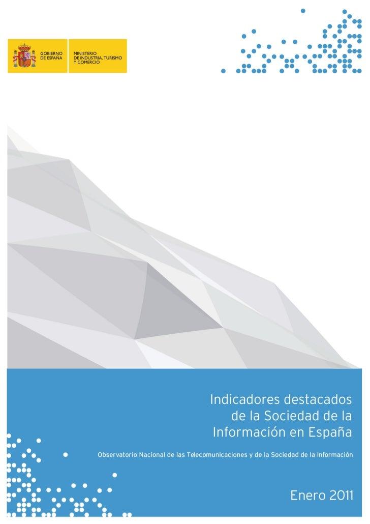 Ontsi indicadores ene2011