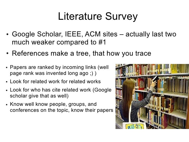 Free examples of academic research papers - SlideShare