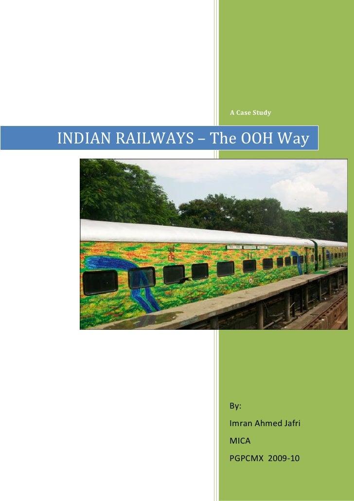 Ooh   Indian Railways