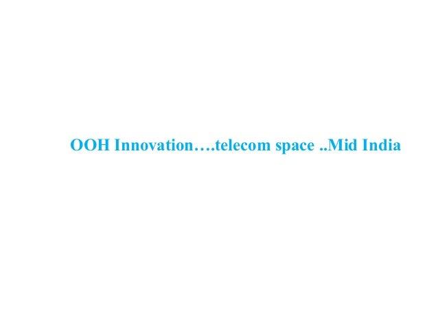 OOH  ...Innovations