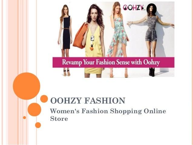 OOHZY FASHION Women's Fashion Shopping Online Store