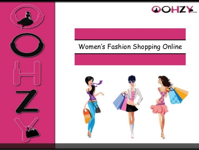 Oohzy Fashion - Women's Fashion Shopping Online