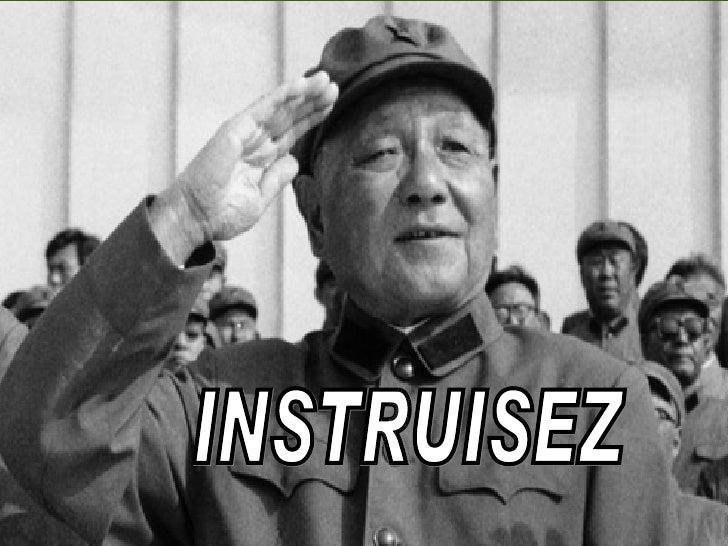 INSTRUISEZ