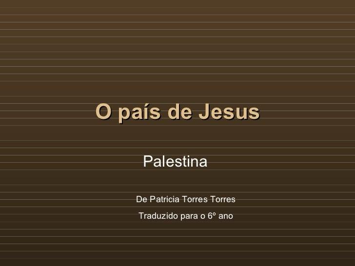 O pais de jesus