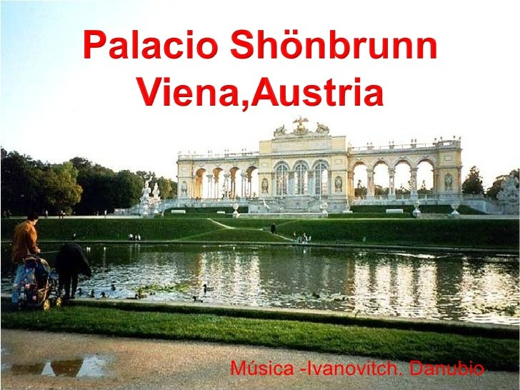 Viena, Áustria Música -Ivanovitch. Danubio