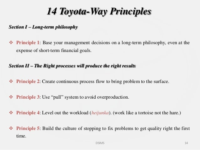 Scrum The Toyota Way