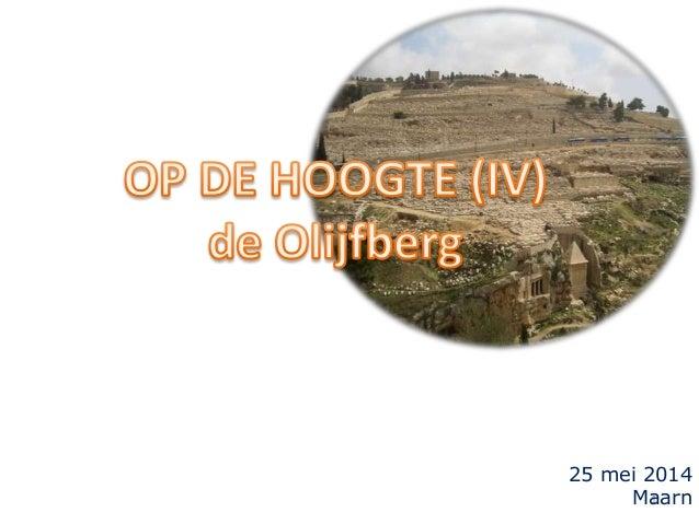 Op de hoogte_4_olijfberg