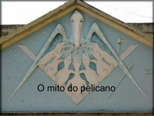 O mito do pelicano