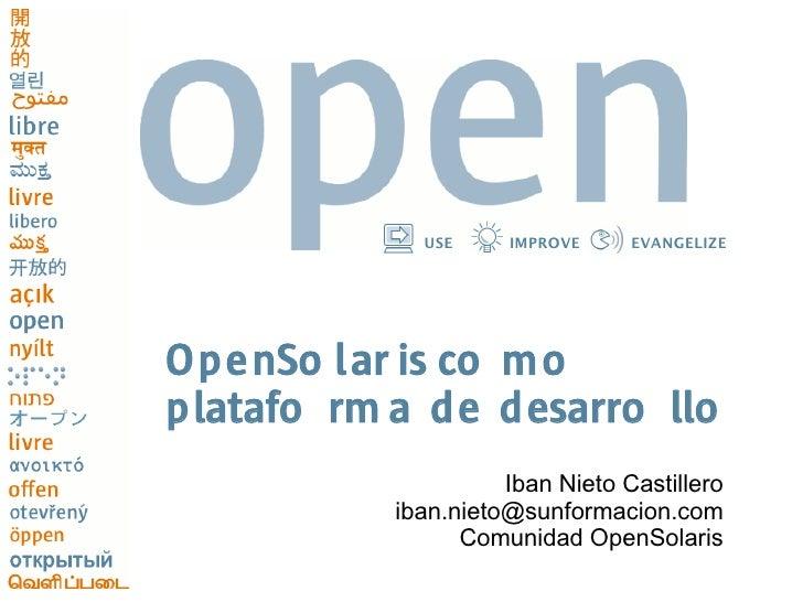 Keynote OpenSolaris CUORE