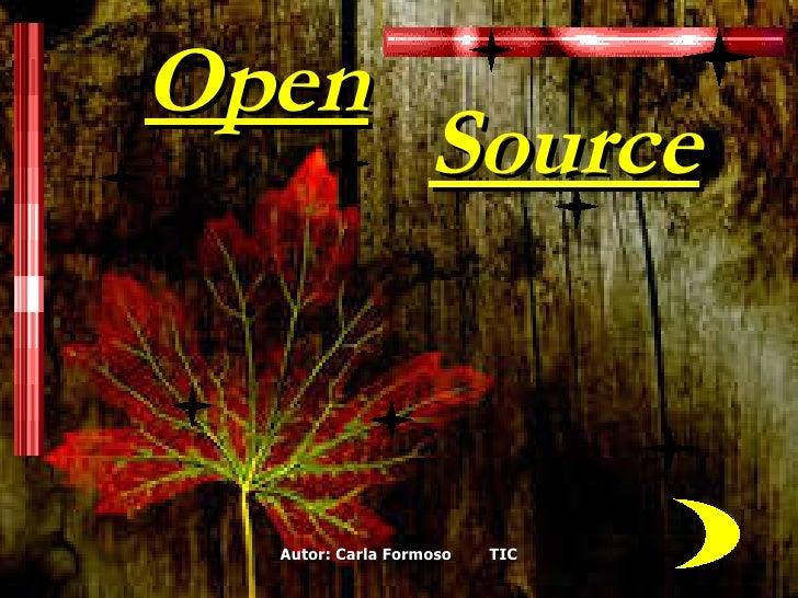 Source Open