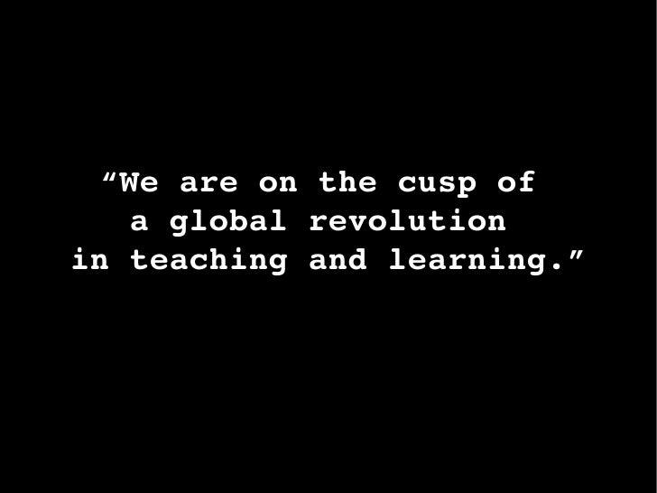 Open Sourcing Education - FSOSS Version - Oct 2007