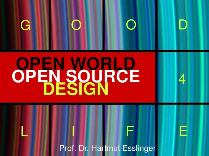 Open World Open Source Design