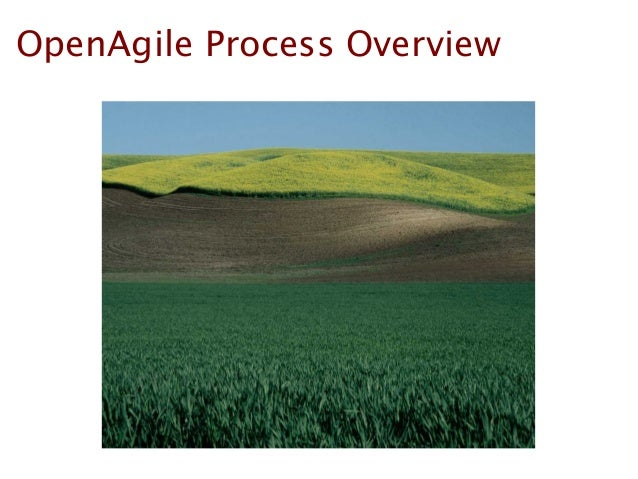 OpenAgile Process Overview