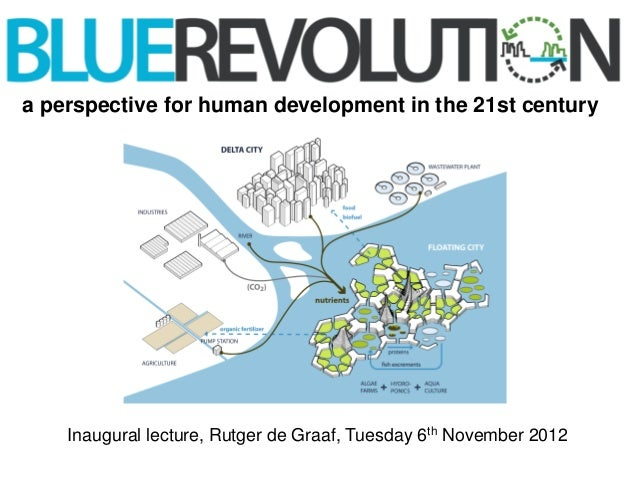 a perspective for human development in the 21st century    Inaugural lecture, Rutger de Graaf, Tuesday 6th November 2012