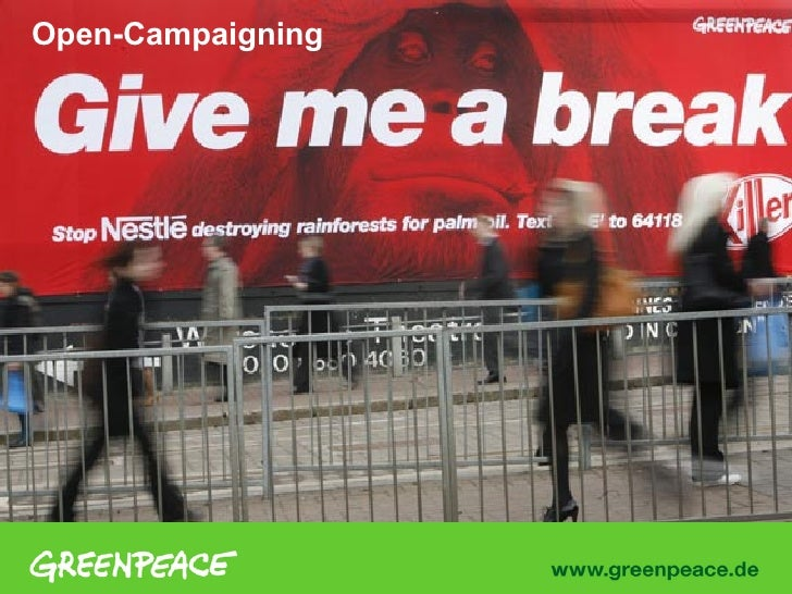 Open-Campaigning