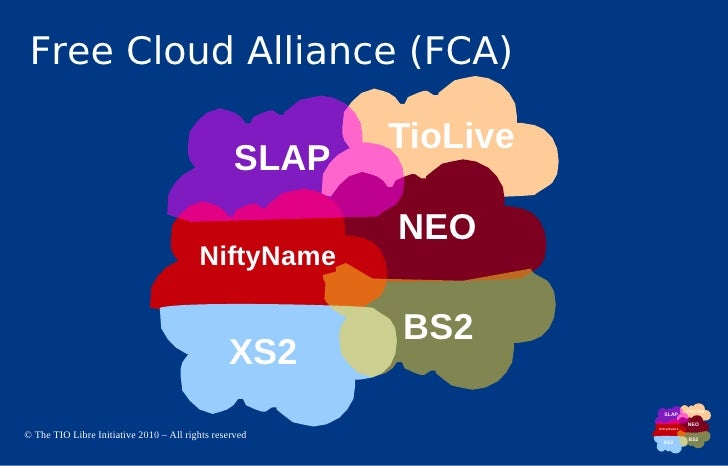 Jean-Paul Smets - Free Cloud Alliance