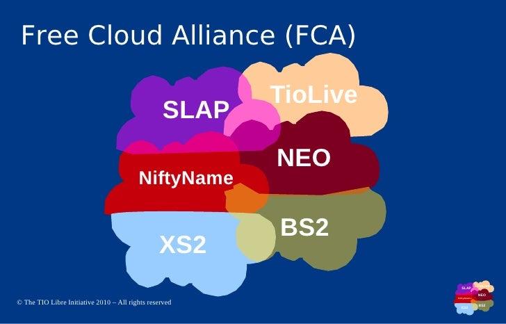 Jean-Paul Smets - Free Cloud Alliance