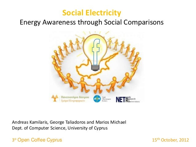 3rd Open Coffee Cyprus - Social Electricity